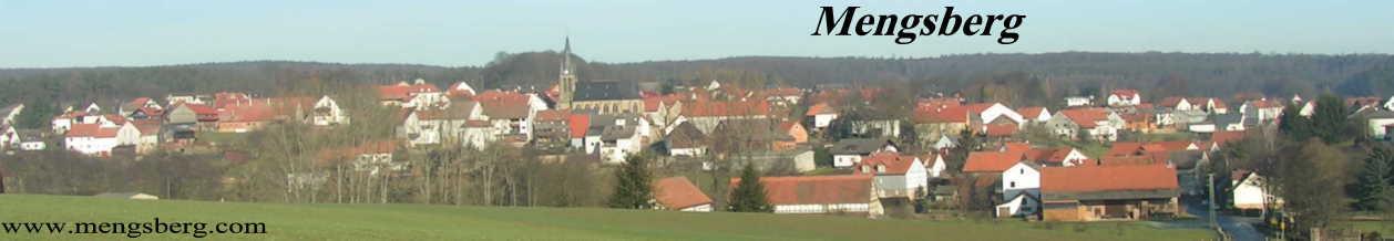 Mengsberg - Unser Dorf hat Zukunft